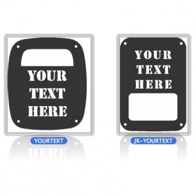 Make your own custom message…contact us.
